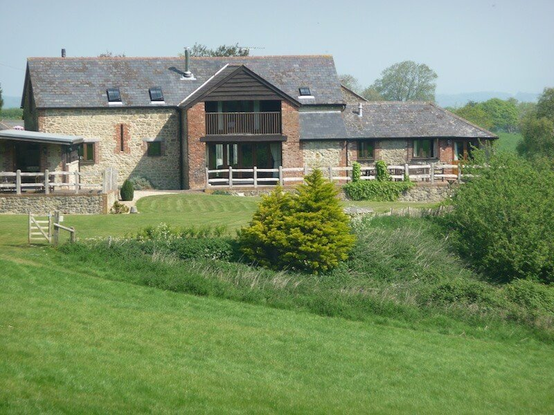 Little Coombe At Bookham Court