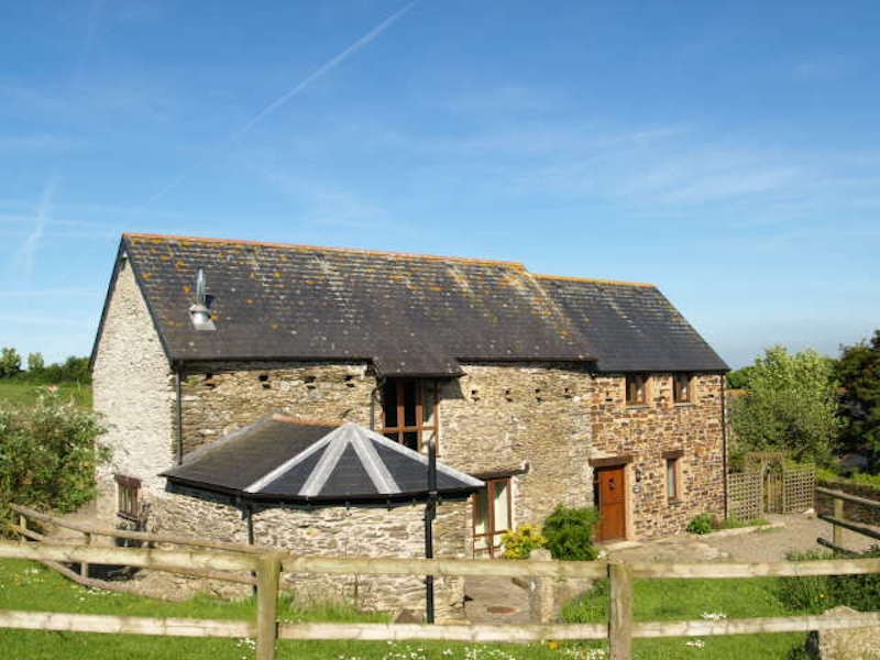 Little Owls Cottage At Polean Farm Cottages
