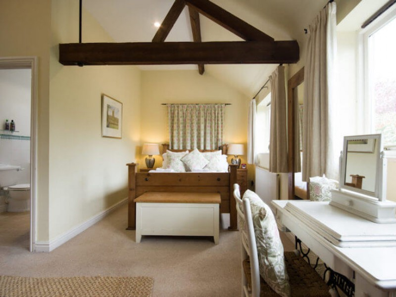 Magdalen Cottage At Oxford Country Cottages