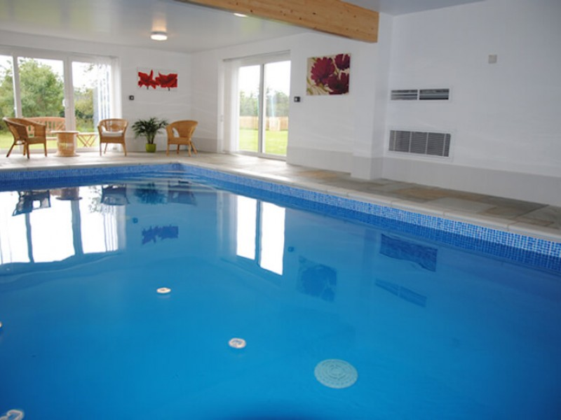 Gray Manes - Group Accommodation, Somerset private indoor pool