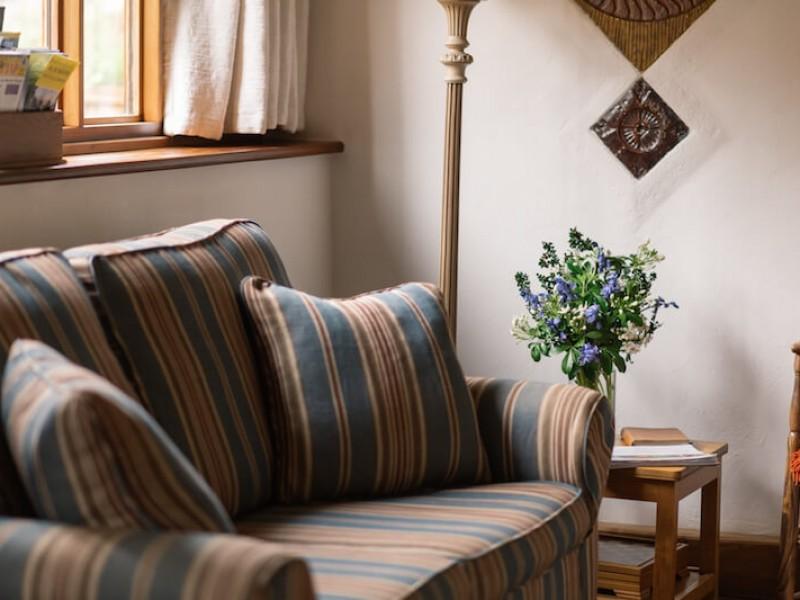 Beechnut Sofa Detail