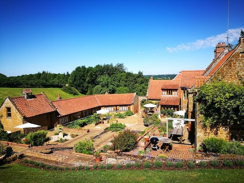 Hazelnut At Heath Farm Holiday Cottages