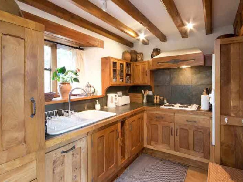 Walnut's fully Equipped Kitchen