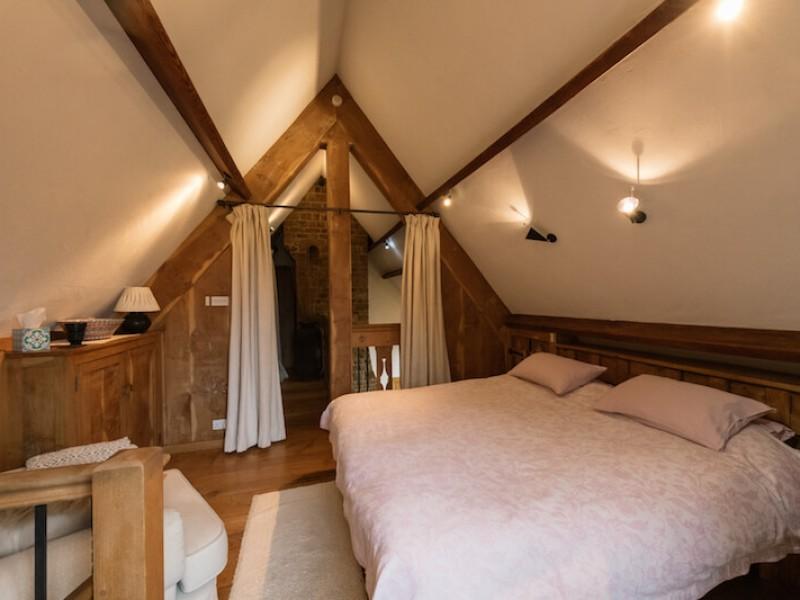 Walnut Main Bedroom