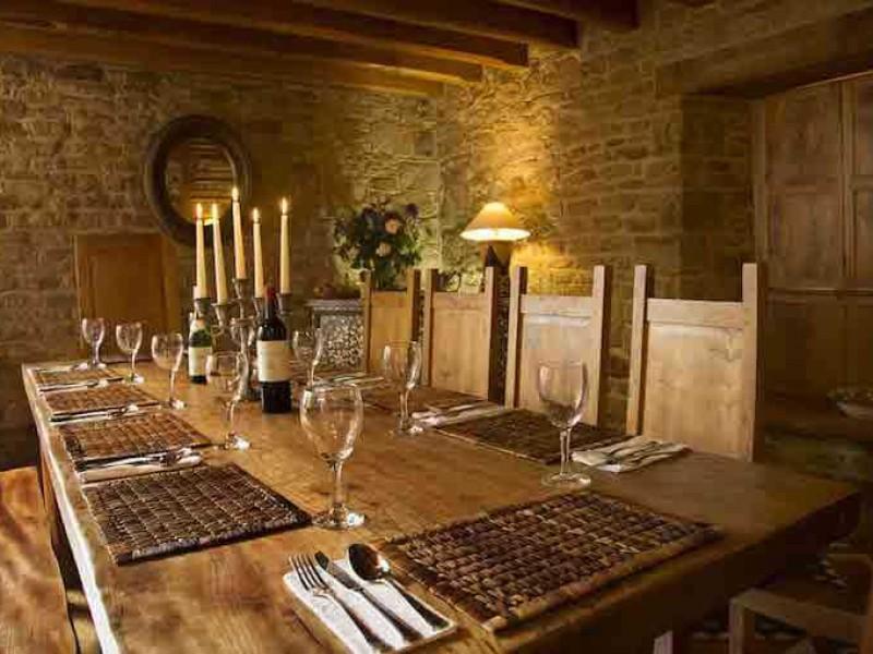 Walnut Luxurious Dining for Ten