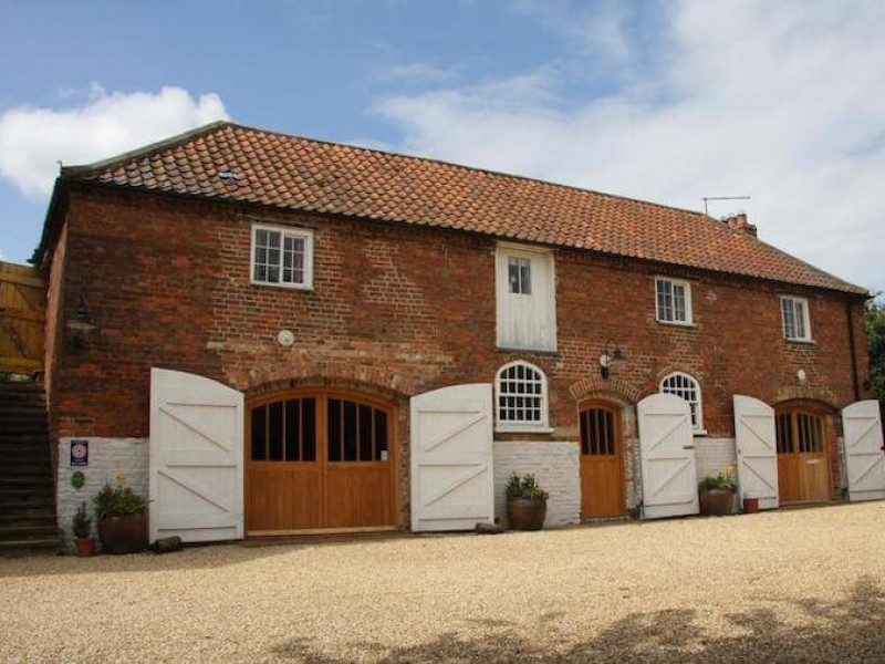 The Hayloft At The Manor House Stables