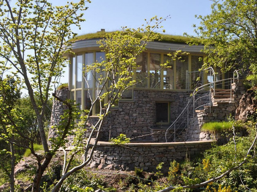Treetop House At The Stonehouses Ullapool