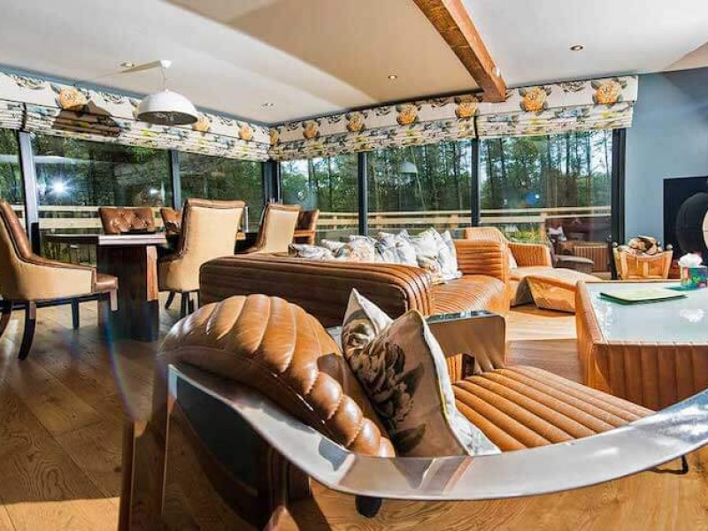 Kingfisher Lodge At Studford Luxury Lodges