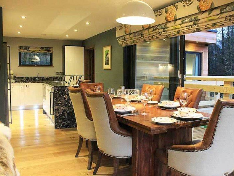 Pheasant Lodge At Studford Luxury Lodges