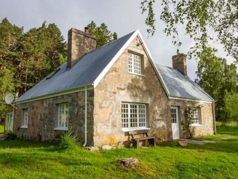 Loch An Eilein Cottage