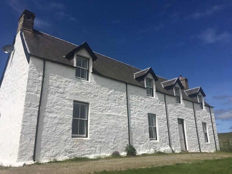 Achnahatnich House
