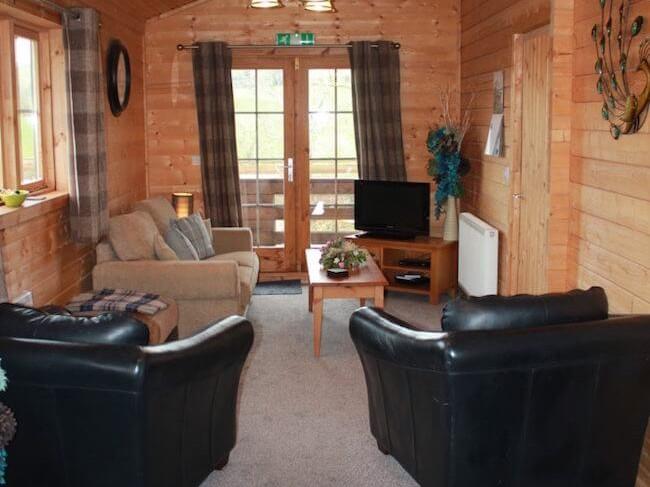 Cabin Haf At Maengwynedd Log Cabins