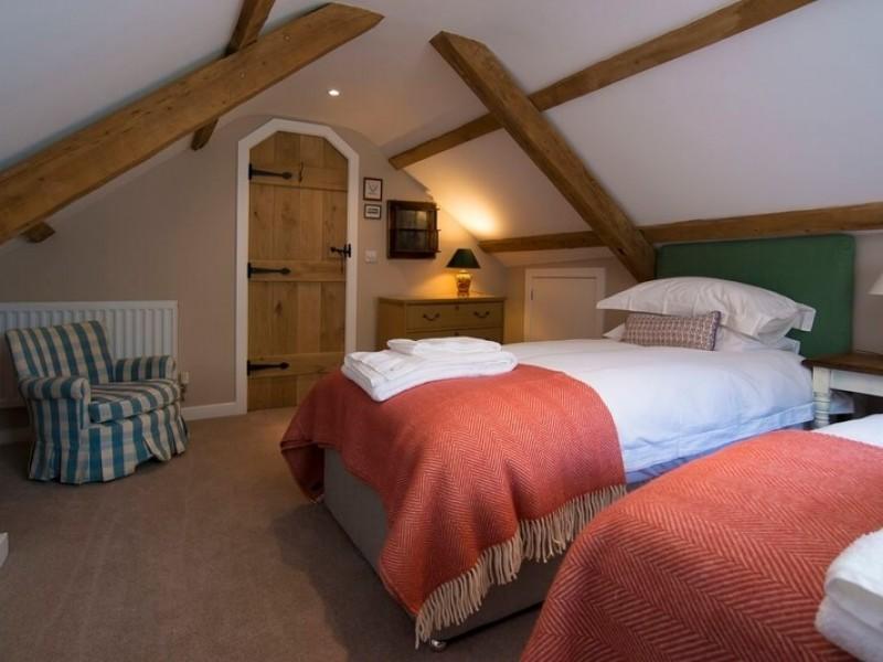 Y Boncyn Bed 2