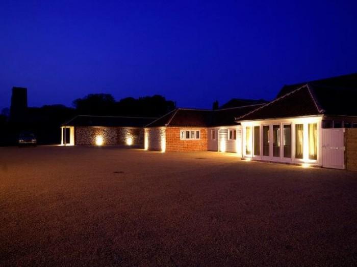 Brazenhall Lodge