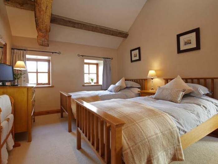 Rowan Cottage At Smallshaw Farm Cottages & Spa