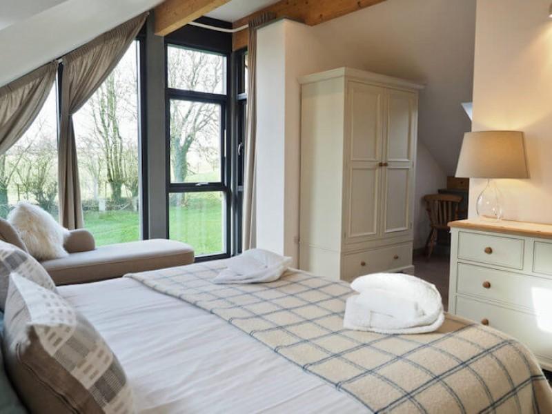 The Lodge At East Jordeston Cottages