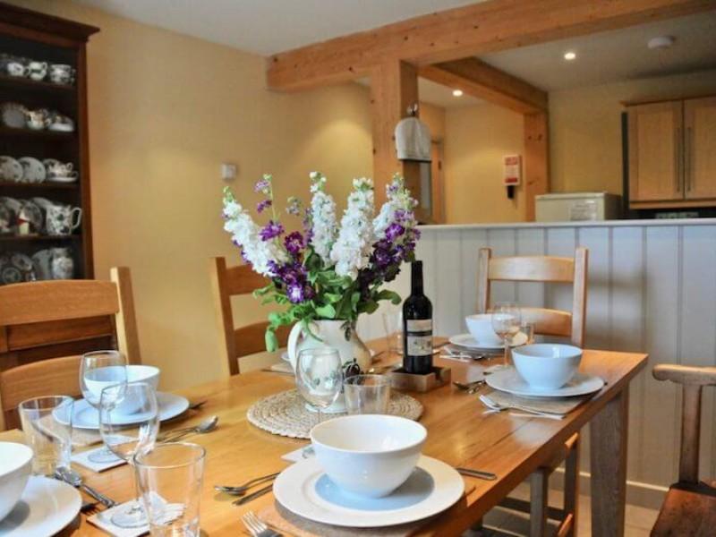 Hafod At East Jordeston Cottages
