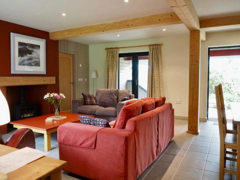 Crofty At East Jordeston Cottages