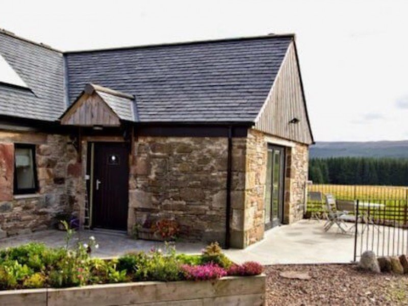 Clava Cottage At Gask House Farm