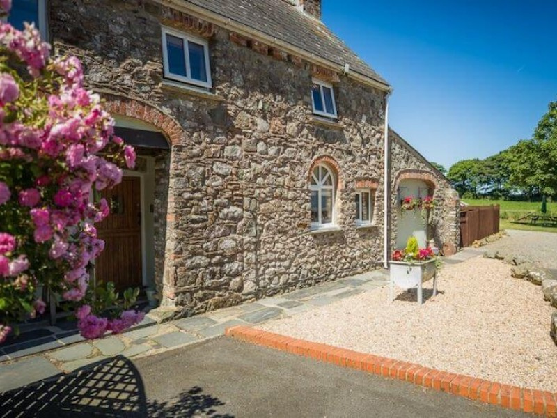 Winterton Cottage At Hendre House Cottages