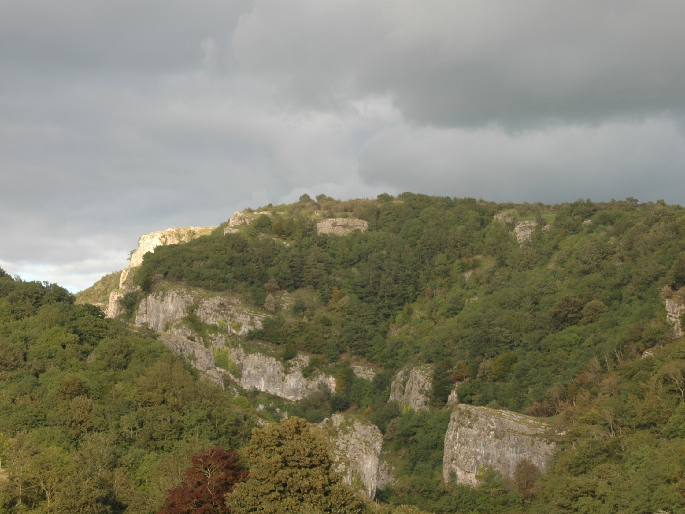 View to Gorge