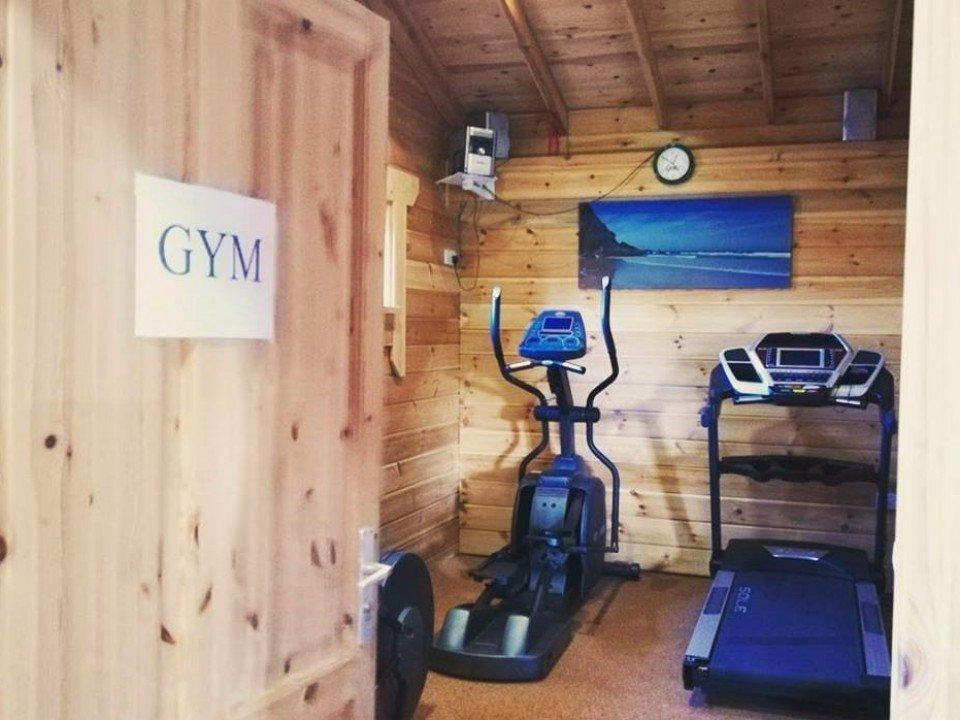 Shared leisure facilities - Compact Gym