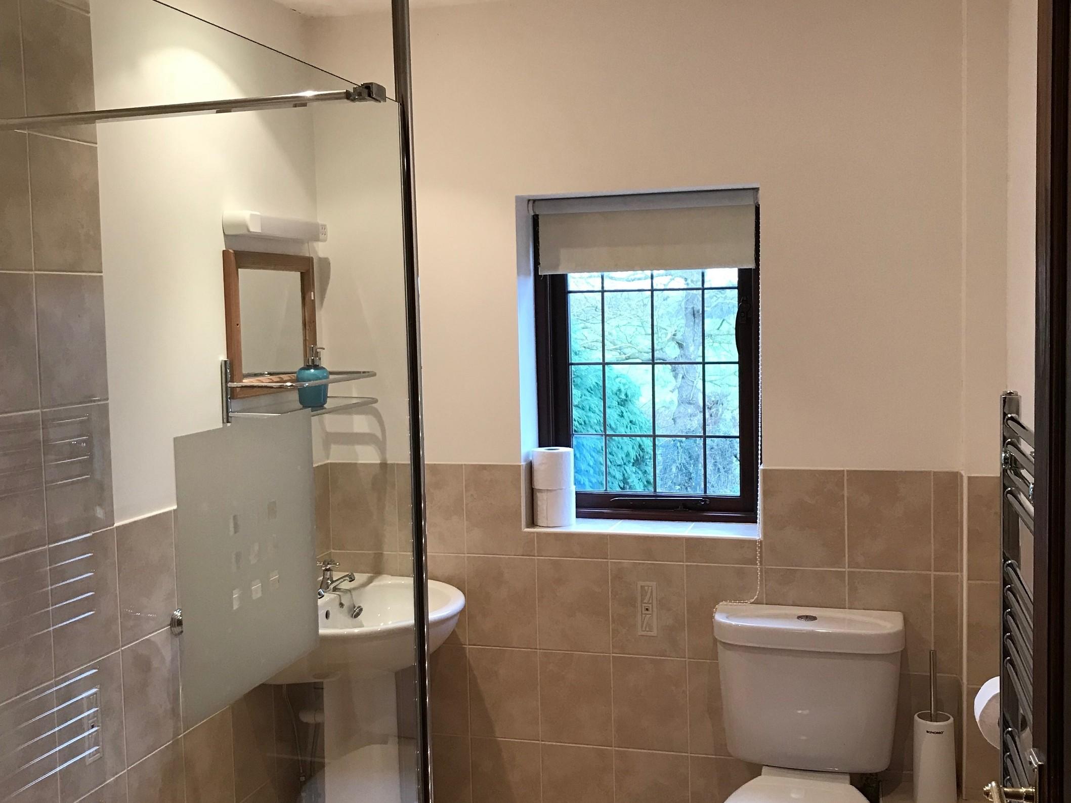 Mounts View shower/wet room