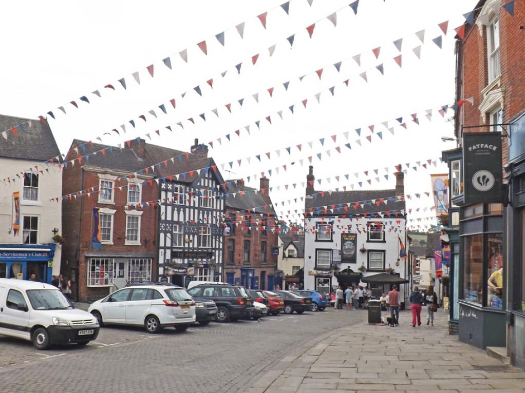 Ashbourne Market Square