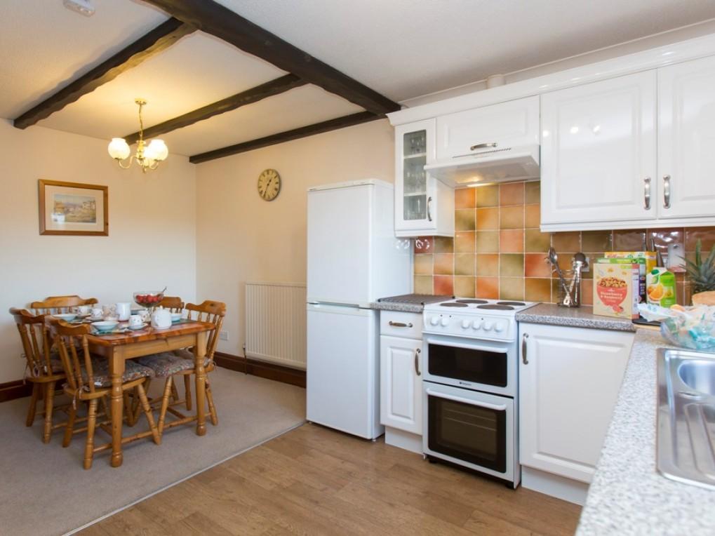 Wheelhouse Cottage Kitchen