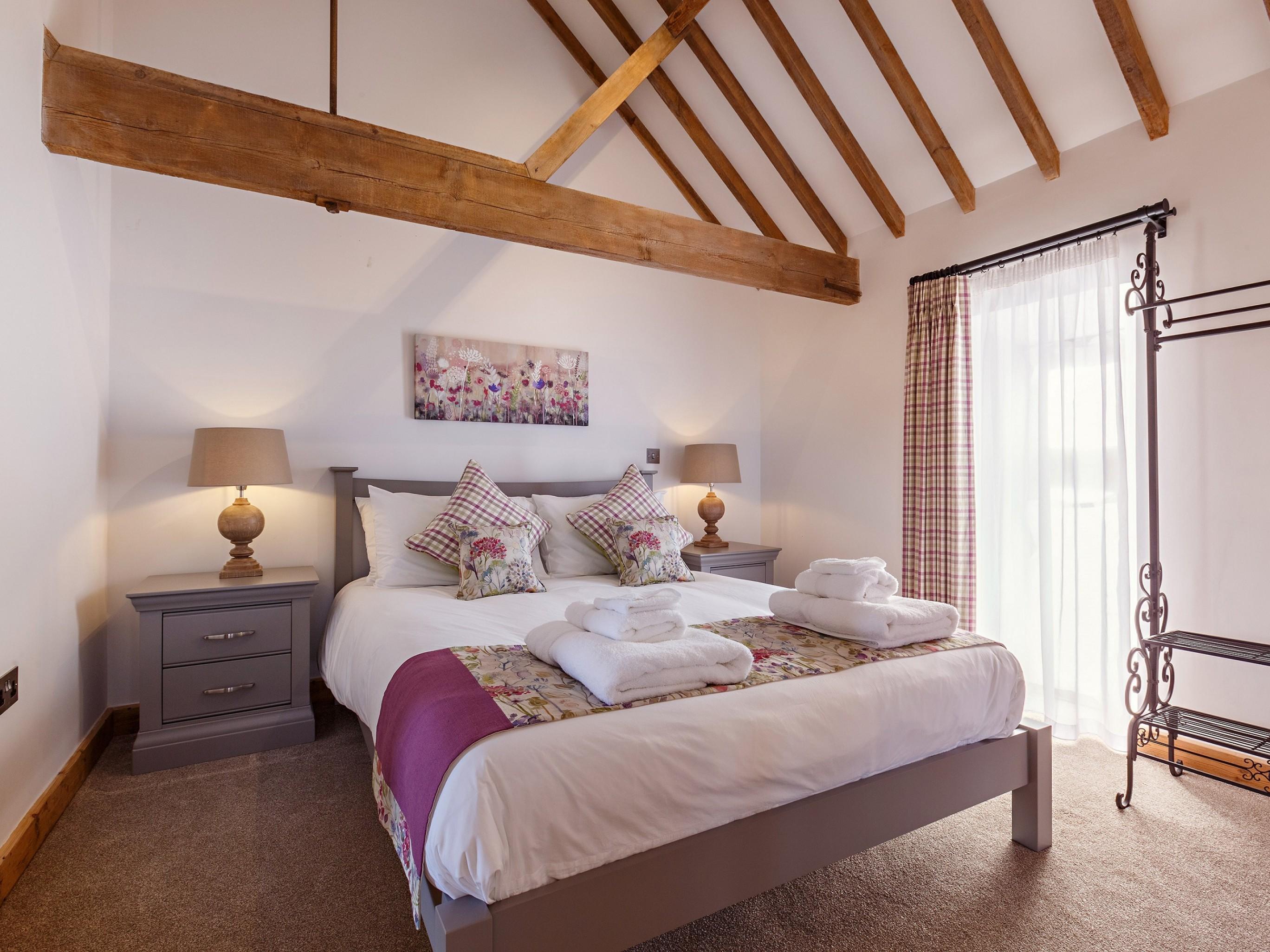 Nichols Barn Bedroom 1
