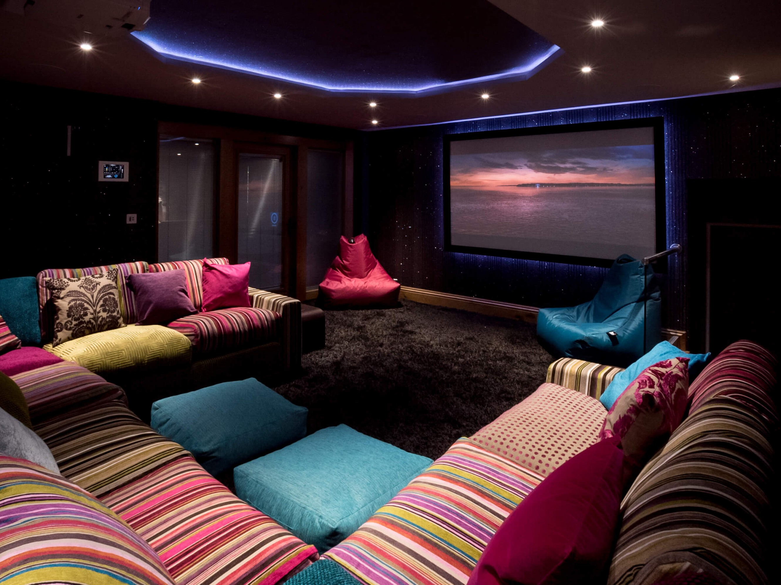 Waternook Private Cinema