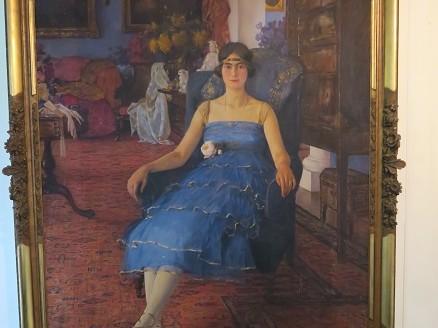 The Oast House portrait of Jasmine Bourke