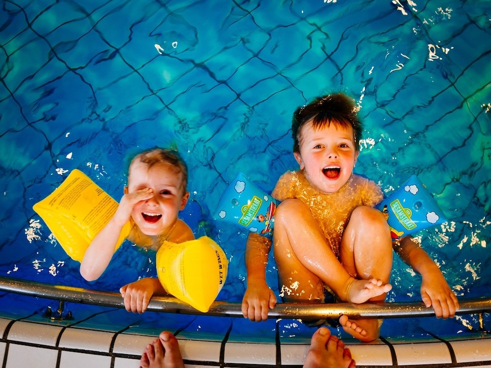 Family cottages with swimming pools in South Devon