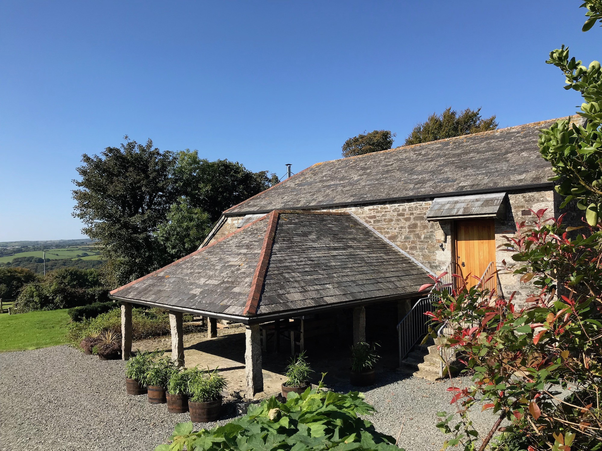 Mill Barn at Tredarrup Holiday Cottages
