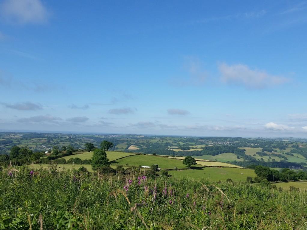 Alport Countryside views