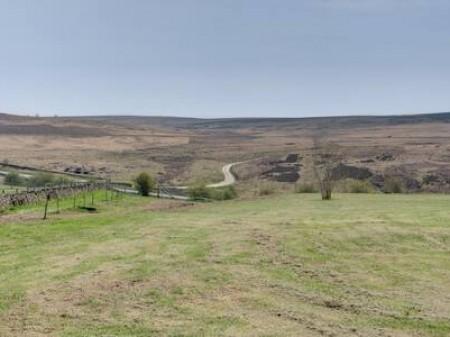 Views across to Gibbet Moor