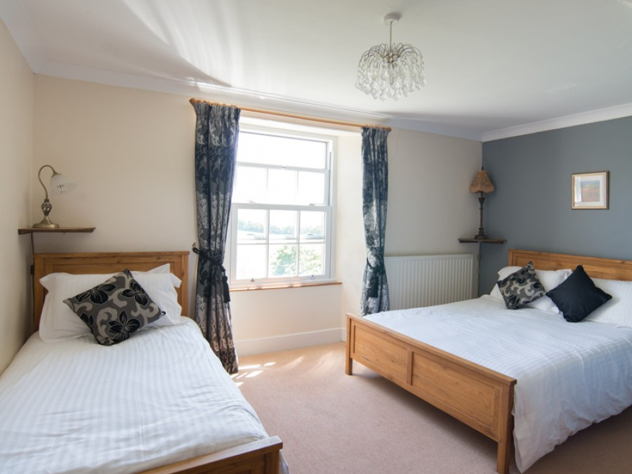 Large ensuite Family Bedrooms (x2)