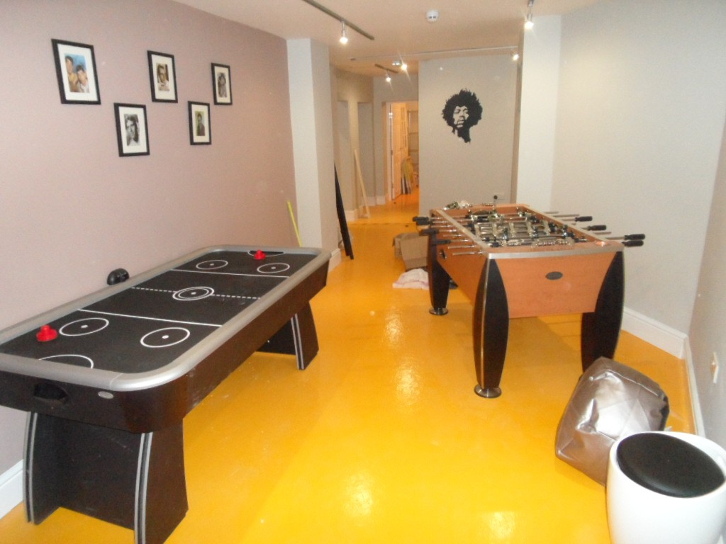 Games Area #1