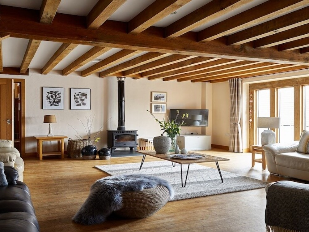 Luxury Cottages for large groups in Mid- Wales