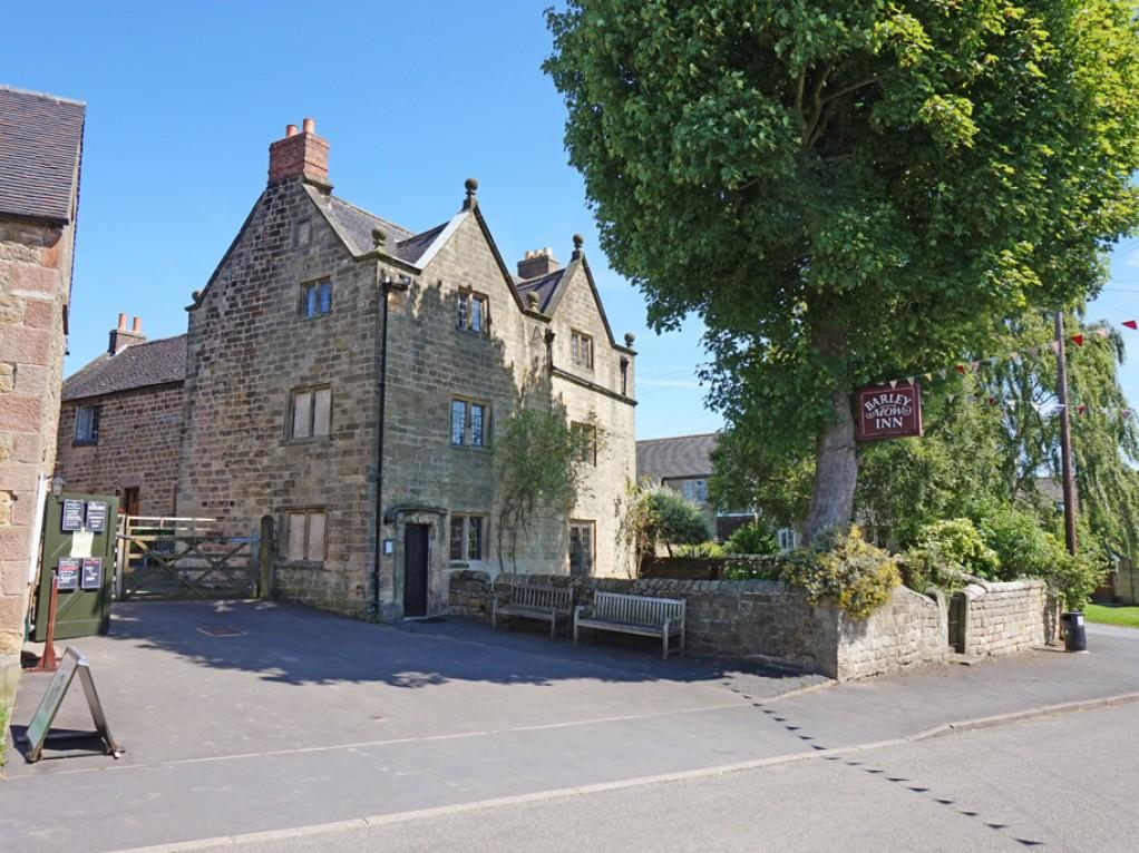 Quaint village pub Peak District