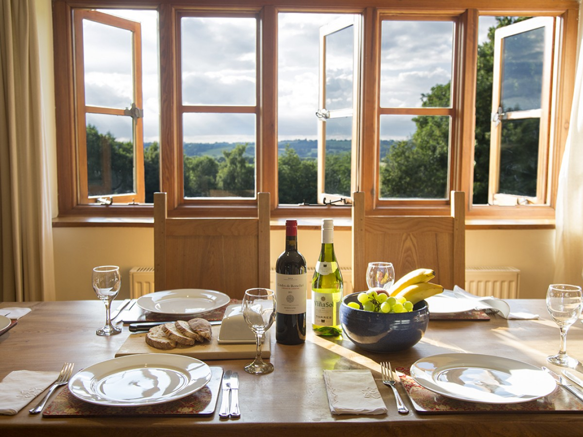 Cobnut Dining with Views