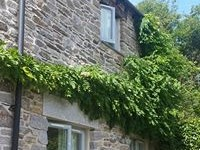Exterior of Swallows at Fenteroon FarmHoliday Cottages