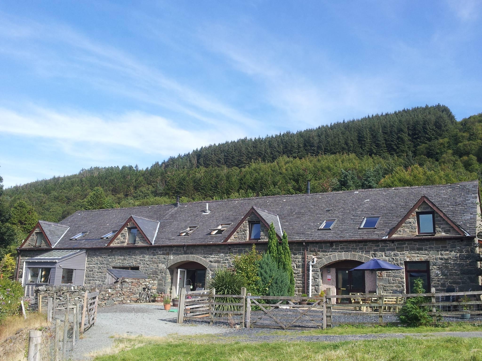 Pine Cottage At Graig Wen