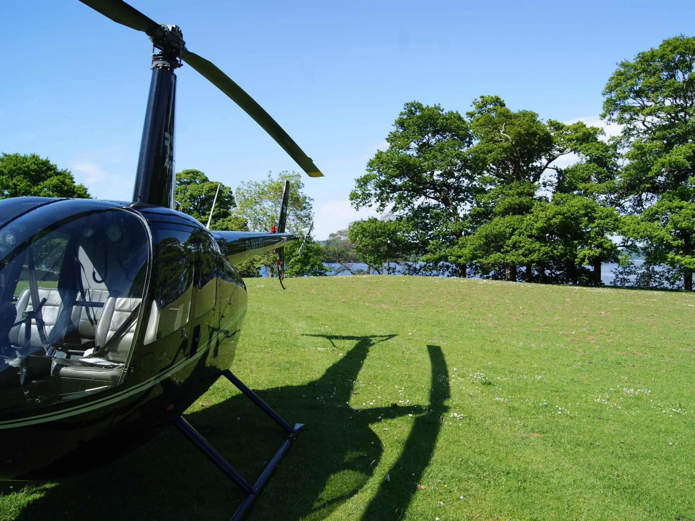 Waternook Helicopter Tours