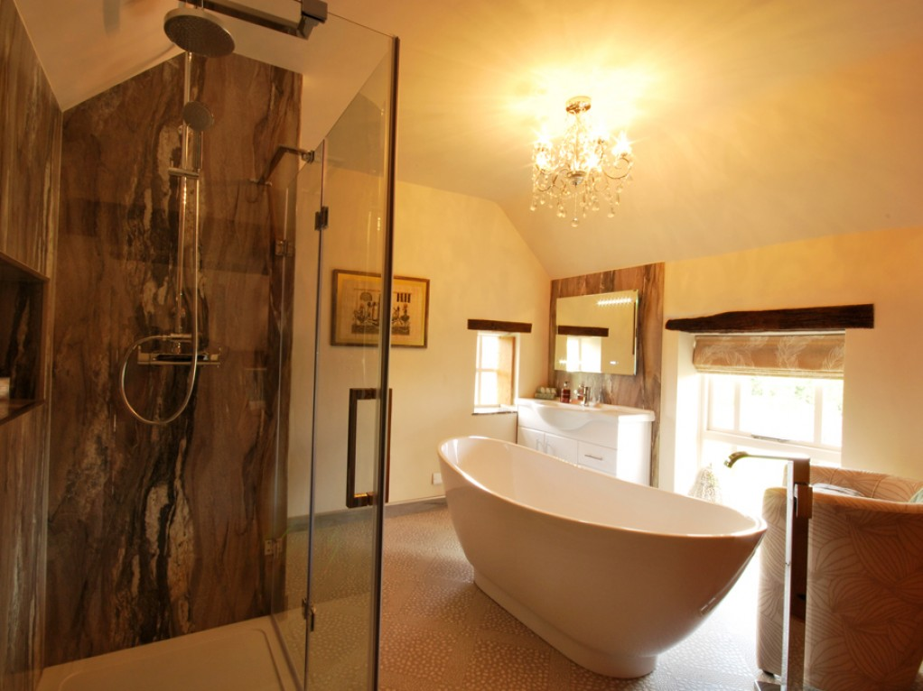 Stunning En-Suite Bathroom Peak District
