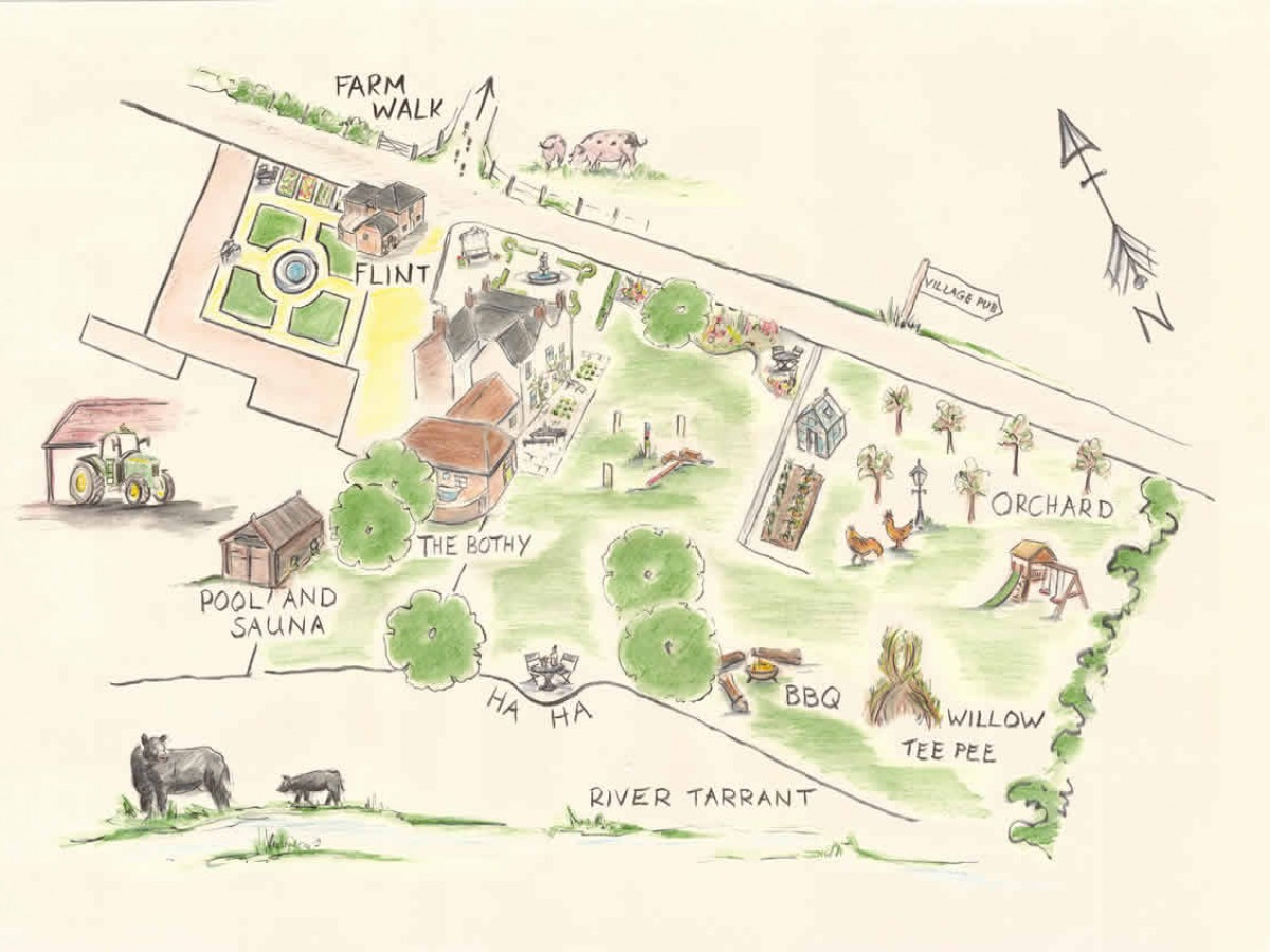 Launceston Farmhouse