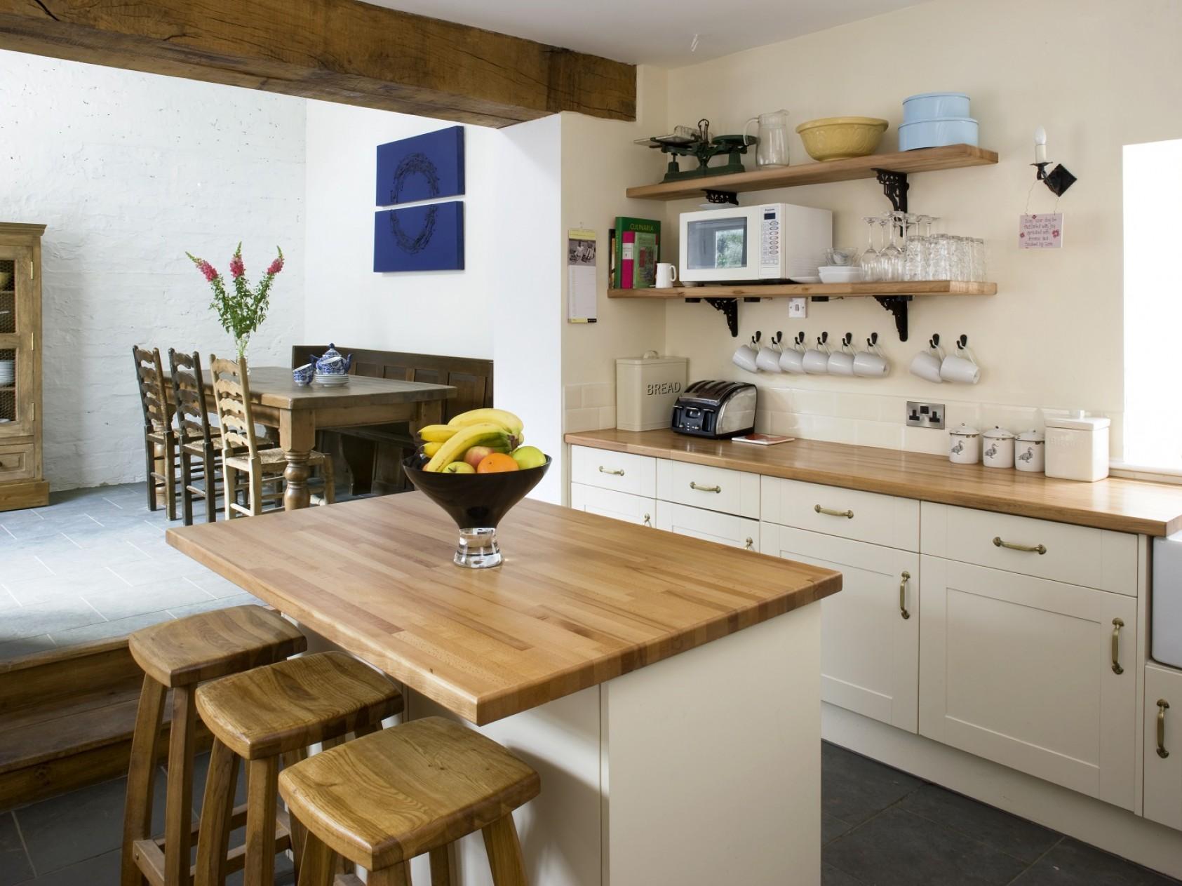 Morton House - kitchen / diner
