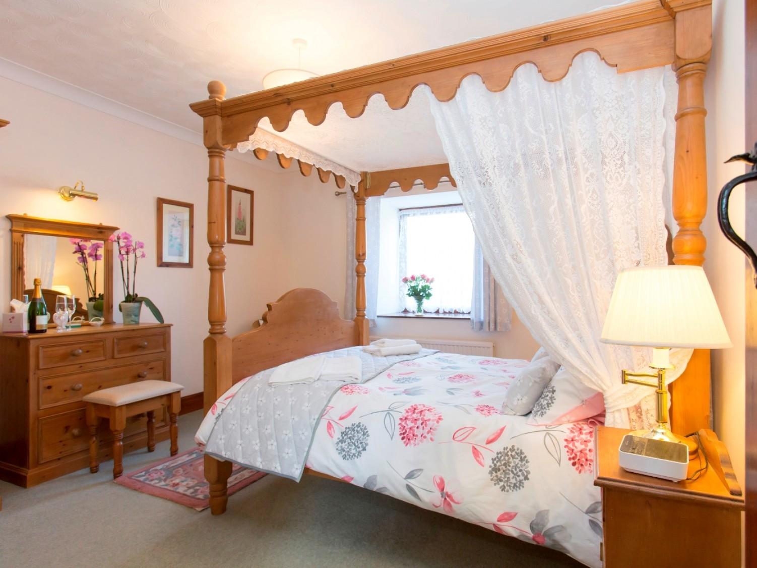 Wheelhouse Master Bedroom