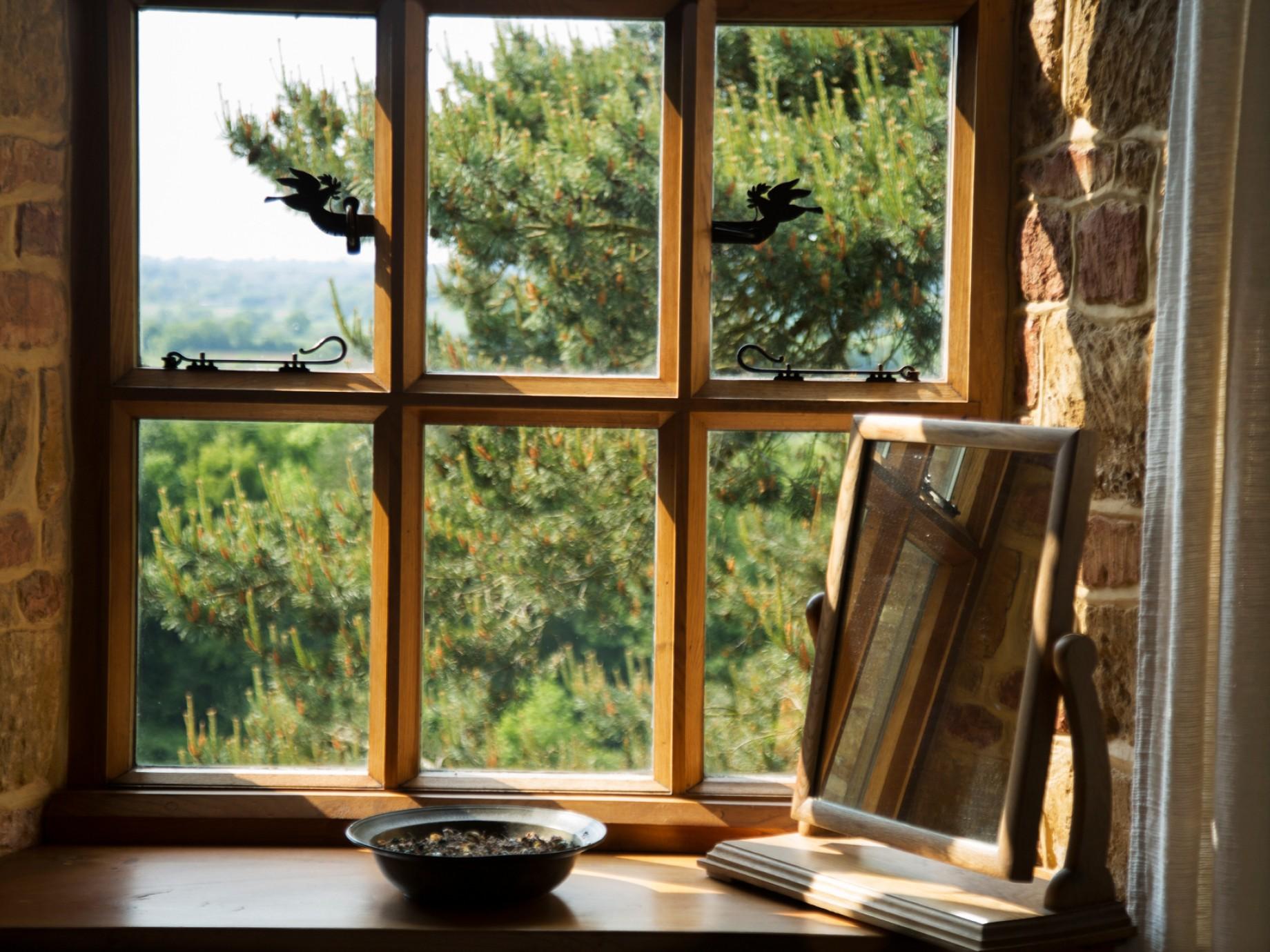 Stunning Views at Heath Farm