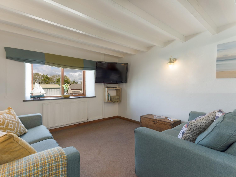 Lounge overlooking the Pool